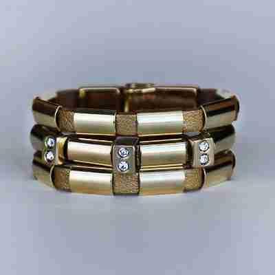Gold Glam - Lock and Shine