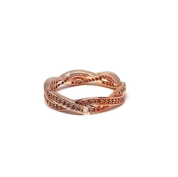 Rebecca Rope Ring