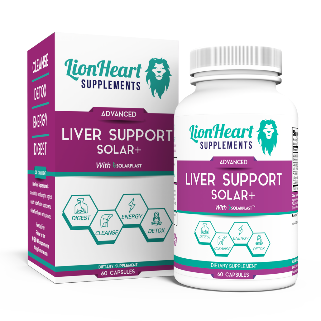 Advanced Liver Support Solar +