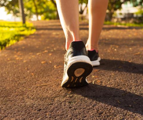 morning run for wellness