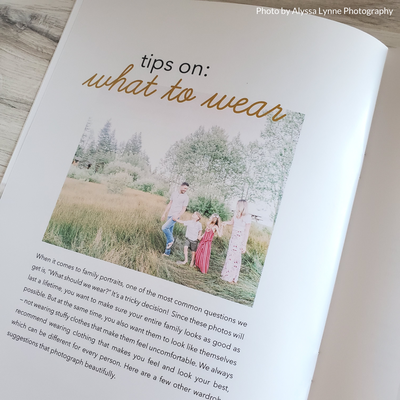 Photography Welcome Guide Template