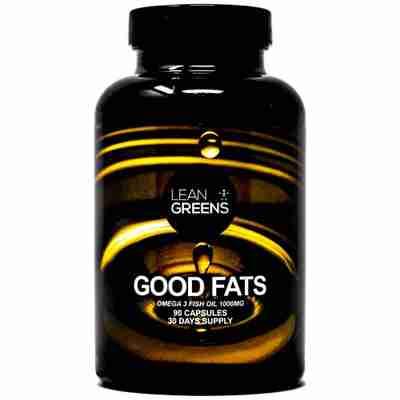 30 days supply of Omega 3 fish oils