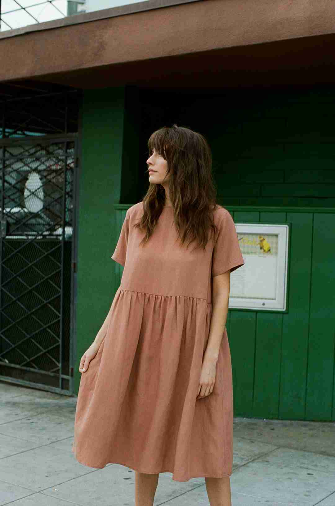 Minimalist Wardrobe Essentials - Nico Summer Dress