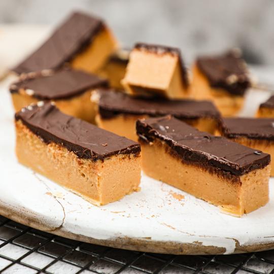 No bake Keto Peanut Butter Bars Recipe Tips
