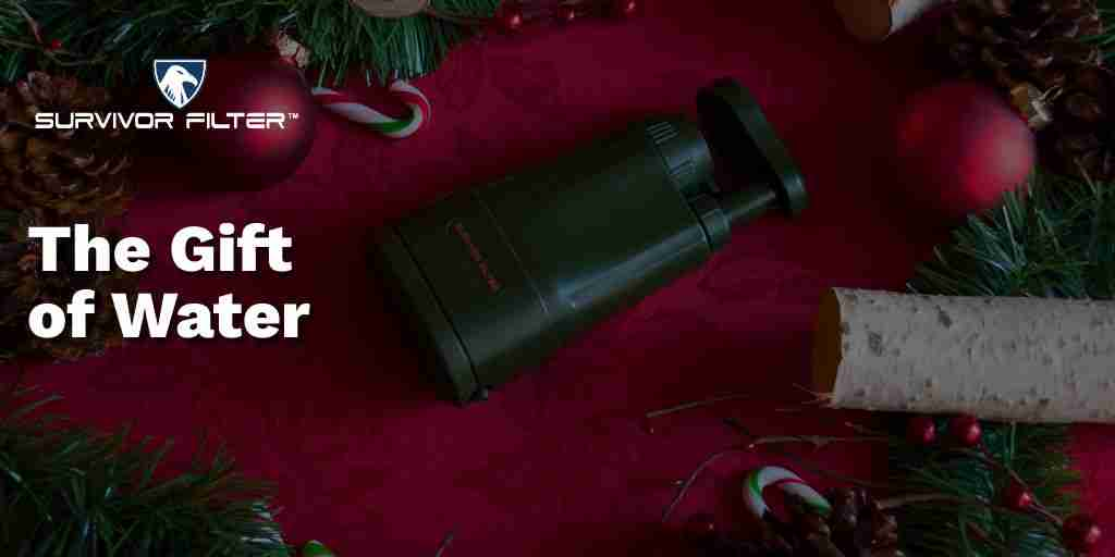 2020 the gift of water by Survivor Filter