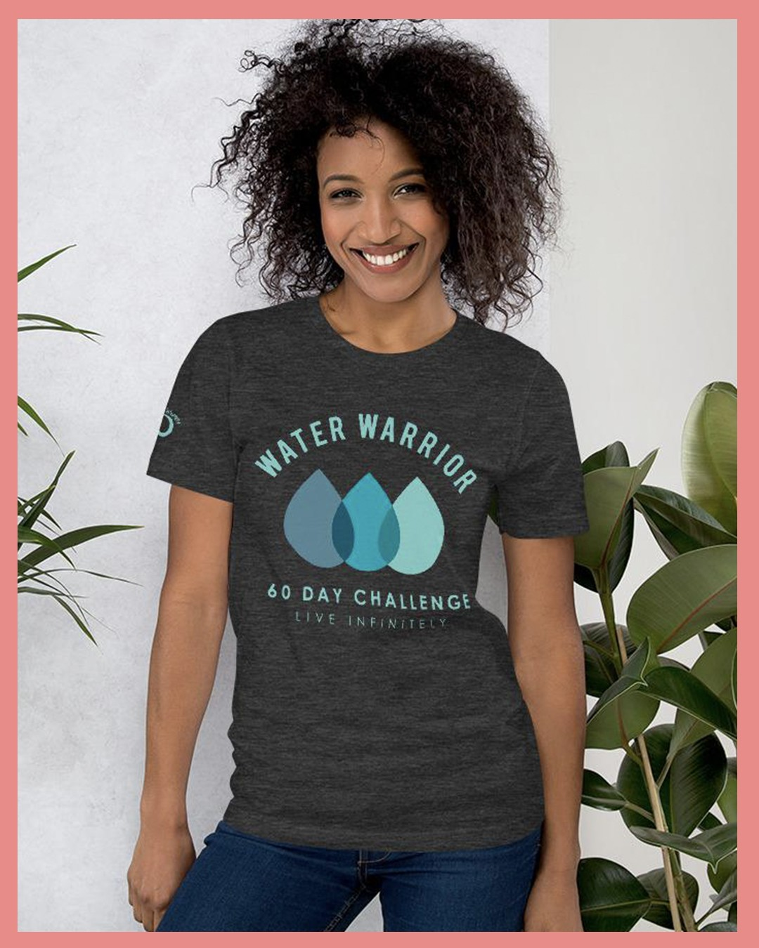 Unisex Water Warriors 60 Day Challenge Shirt
