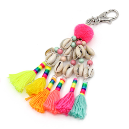 BuildABagg Shelly Cove Tassel