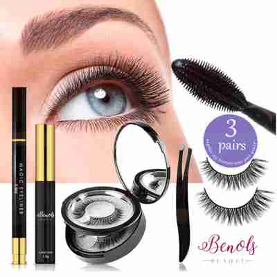 benols beauty professional mascara