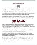 Bone broth diet shopping guide whitepaper