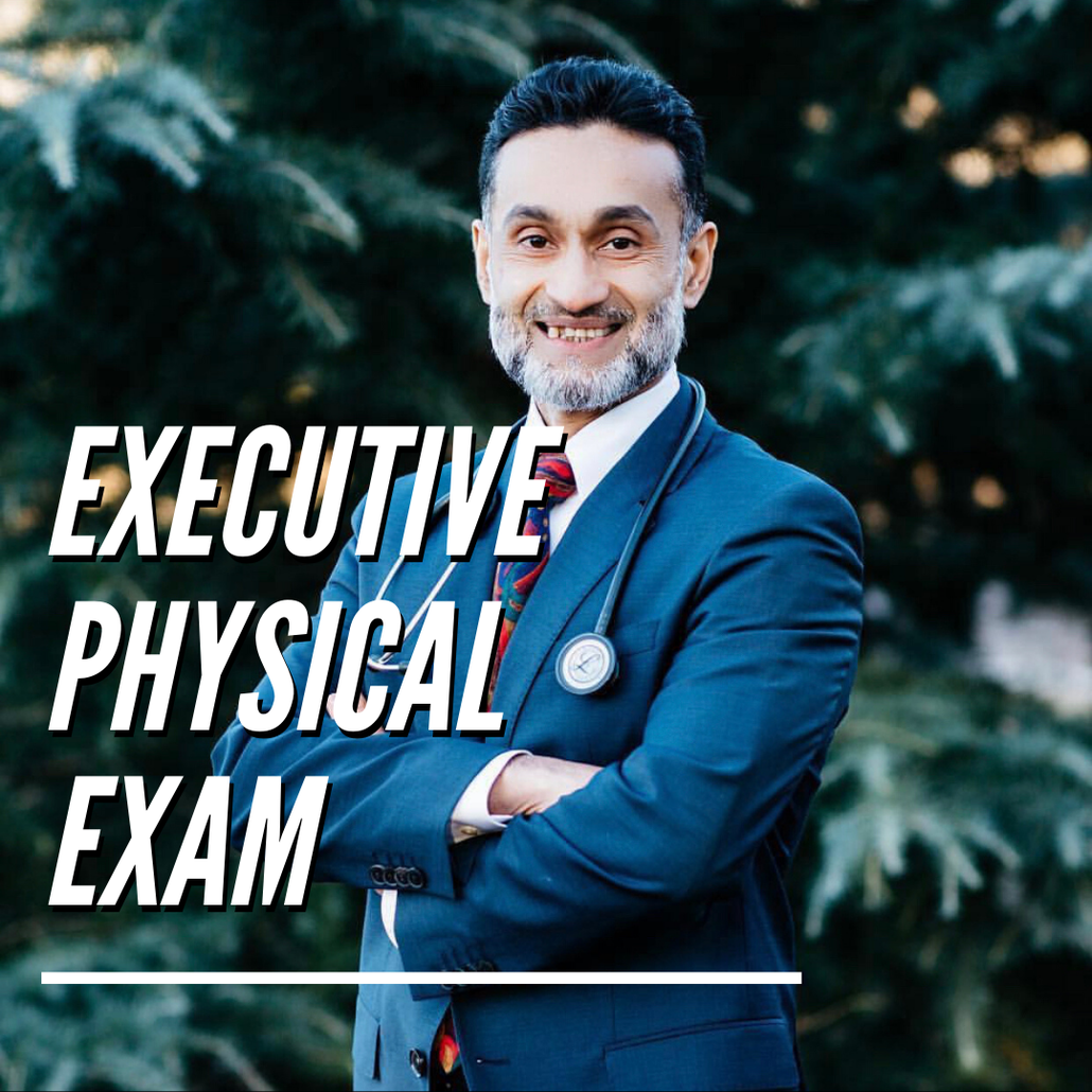 exective physical exam