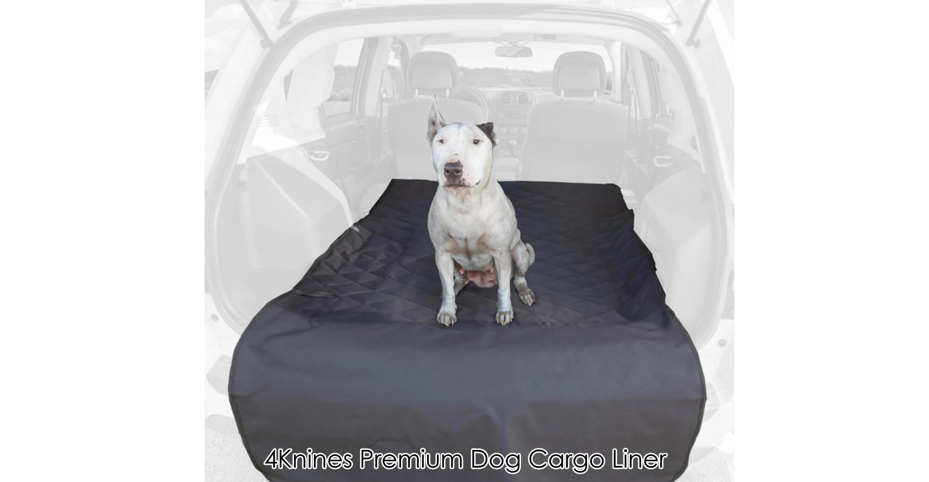 4Knines Premium Dog Cargo Liner