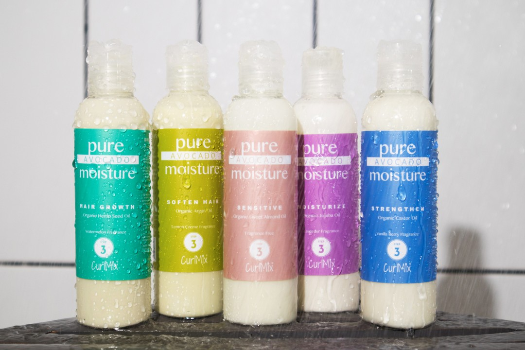 Pure Avocado Moisturizer Sampler Box - (5) 4oz Moisturizers