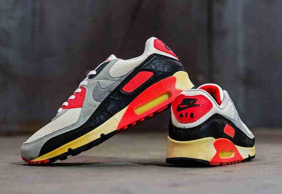 Air Max 90 Infrared Original via Sneaker Freaker