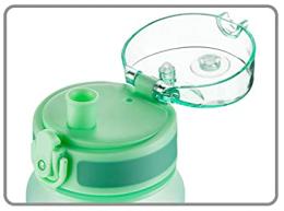 Convenient Lid 32oz Aqua Green
