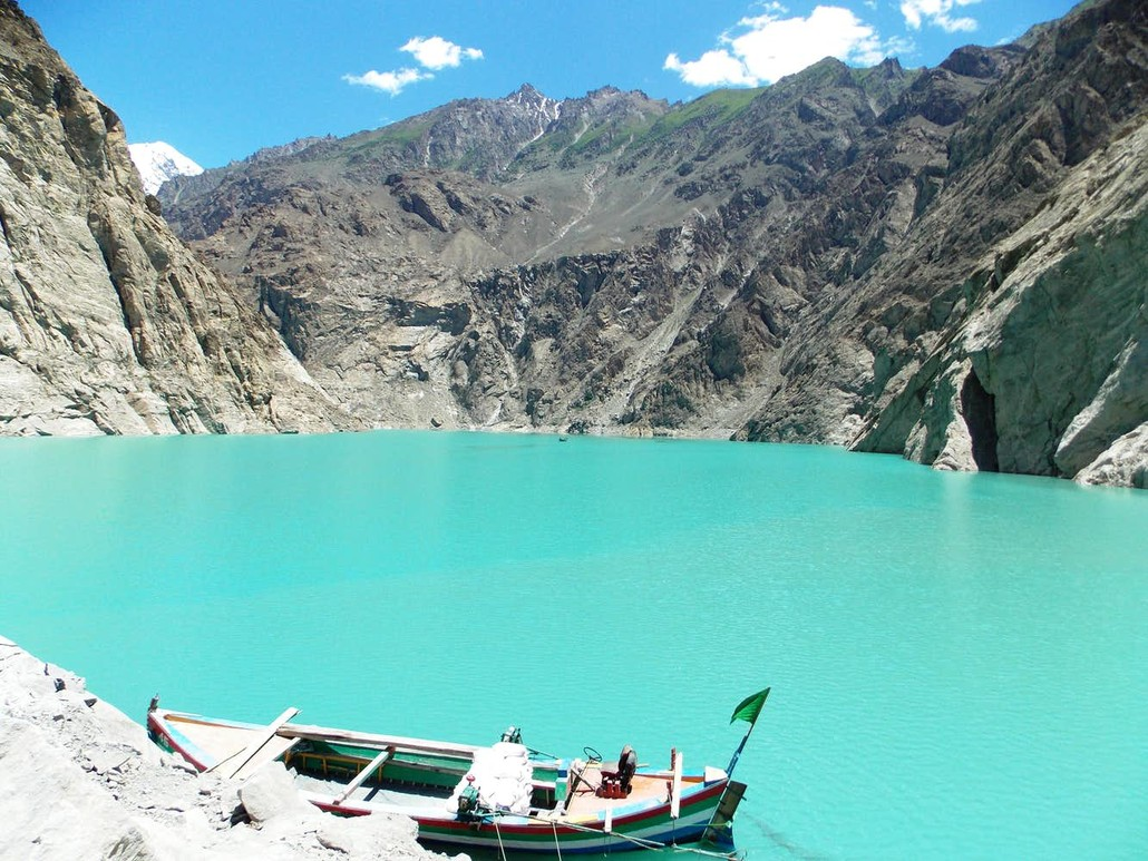 The Hunza Water