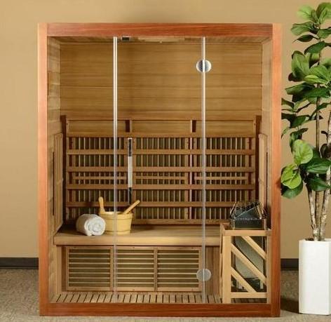 Hybrid Sauna