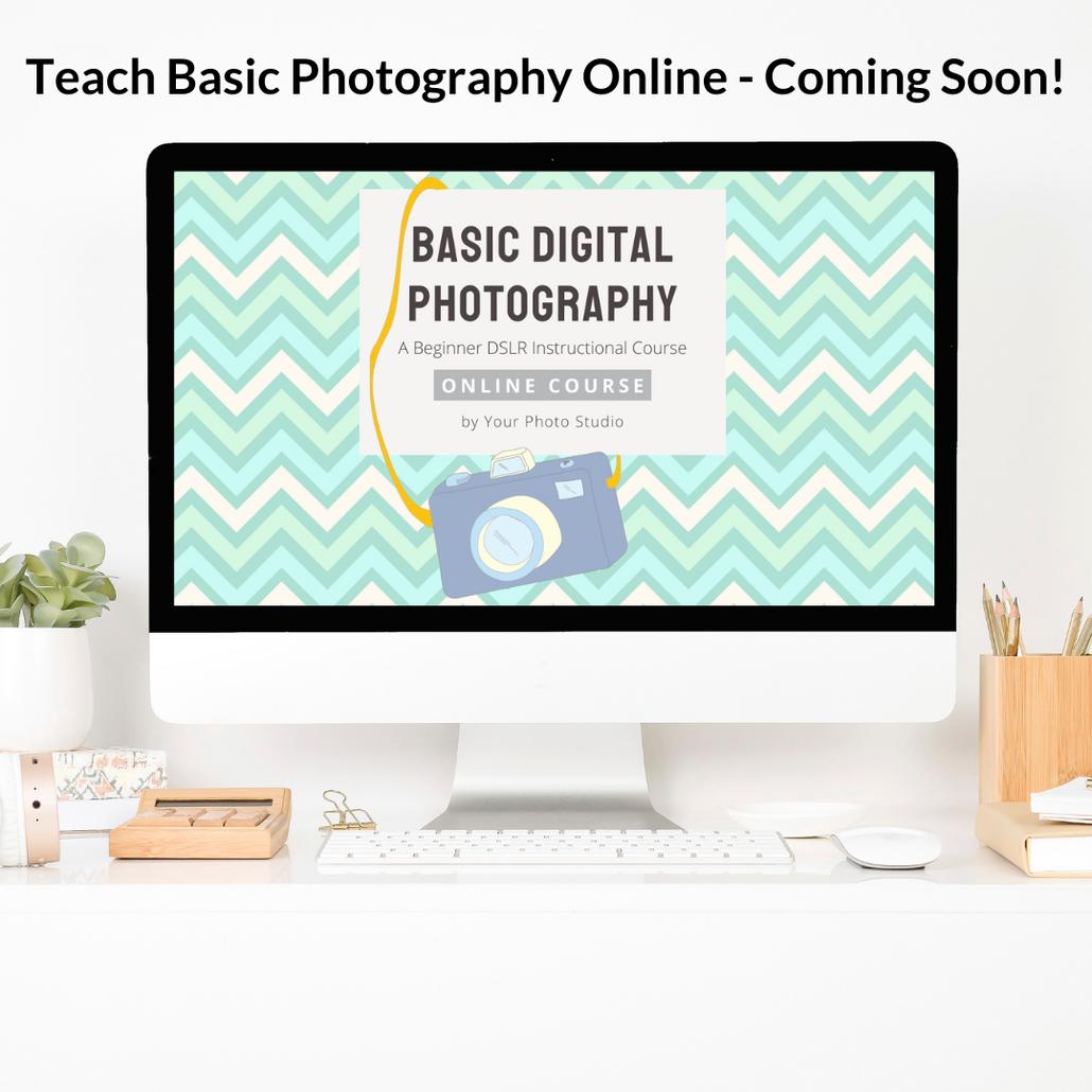 teach photography online