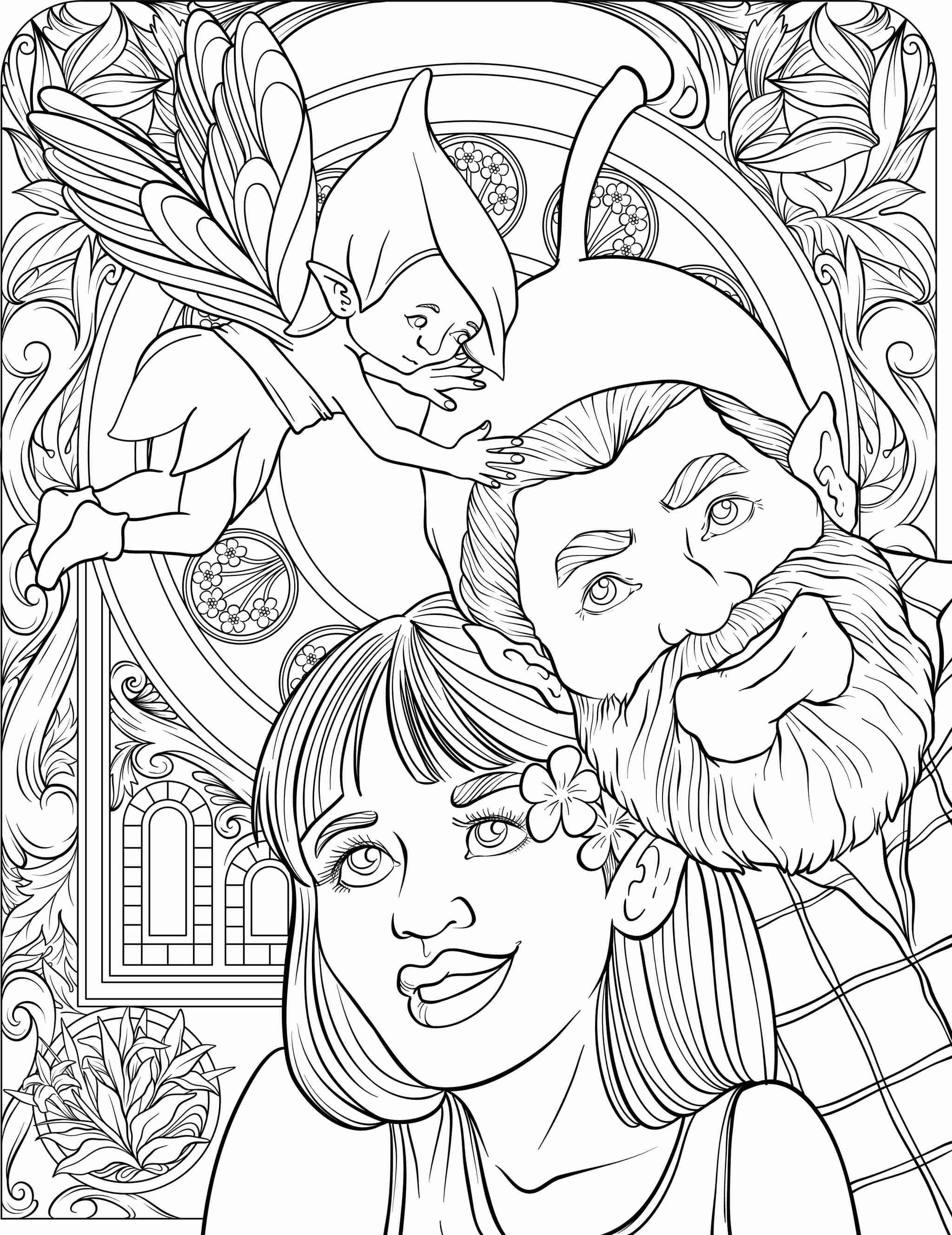 ColorIt Coloring Books Group Freebie 02-15-21