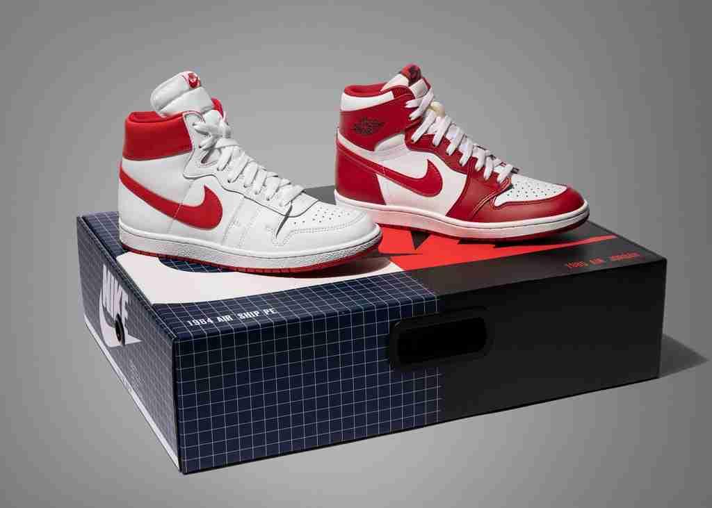 Nike Air Ship x Air Jordan 1 New Beginnings Pack