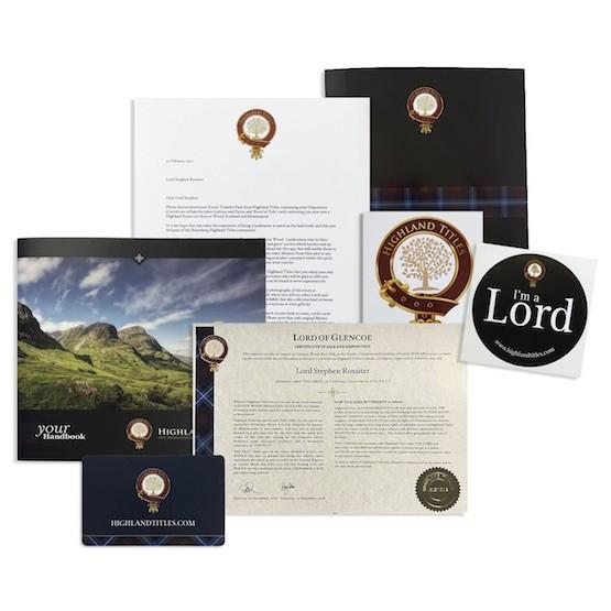 10 Sqft Lochaber Standard Title