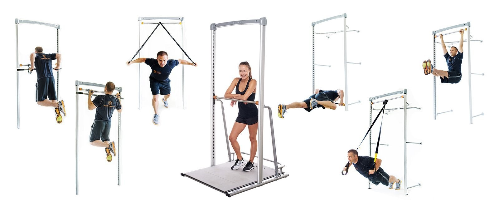 solostrength freestanding bodyweight exercise training stations