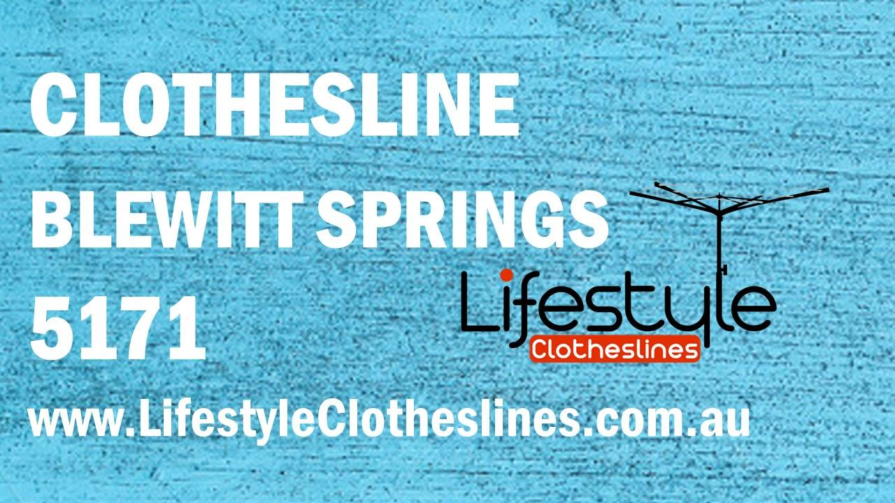 Clothesline Blewitt Springs 5171 SA
