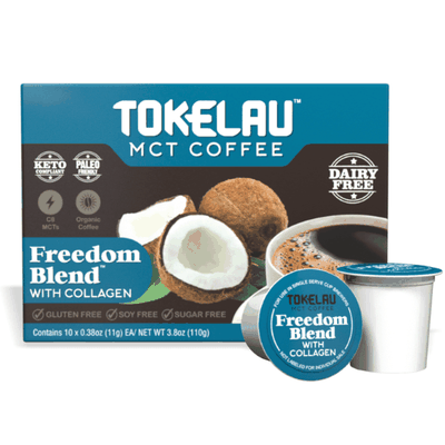 Keto Coffee pods - Freedom Blend