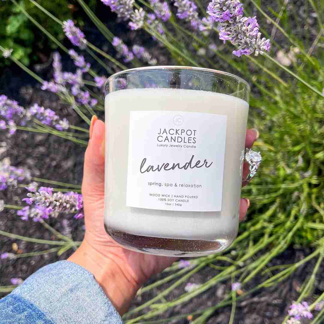 caribbean dream scented candle fresh linen