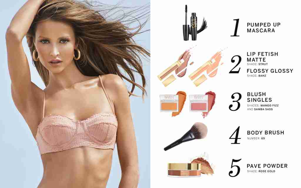 Get the Look - Hit the Beach