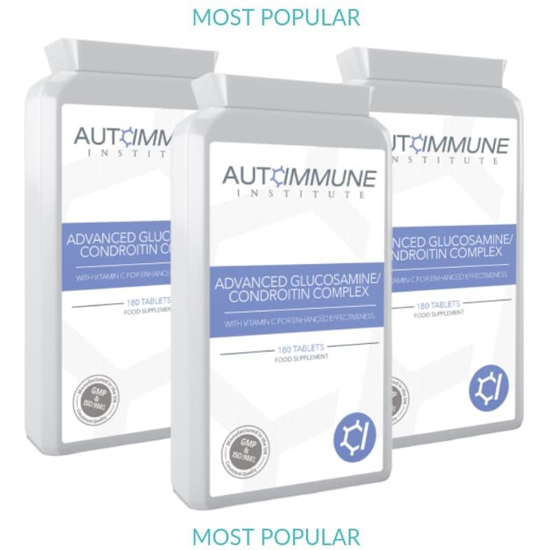 Advanced Glucosamine / Condroitin Complex Triple Pack