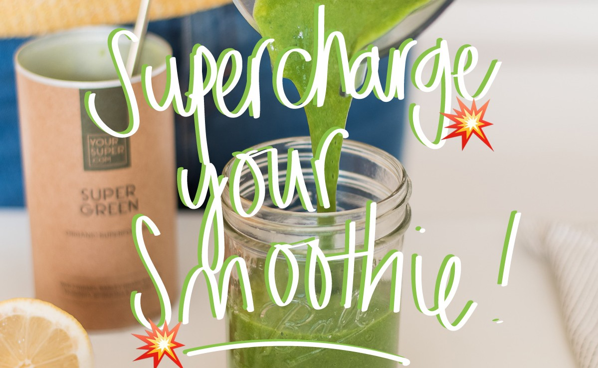 Shop Superfood Mixes for Smoothies
