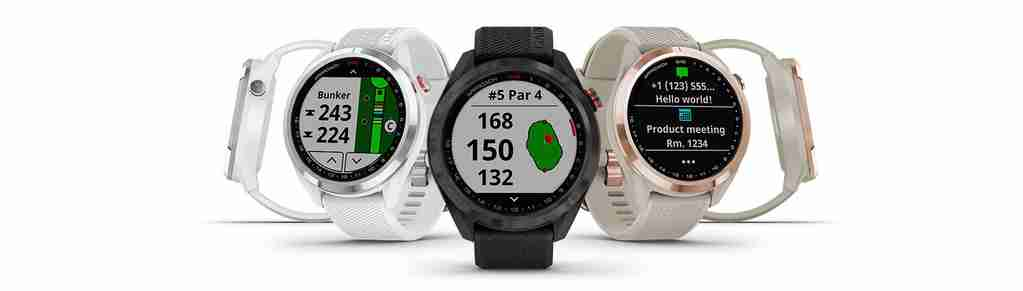 Garmin Approach S42 GPS Watch