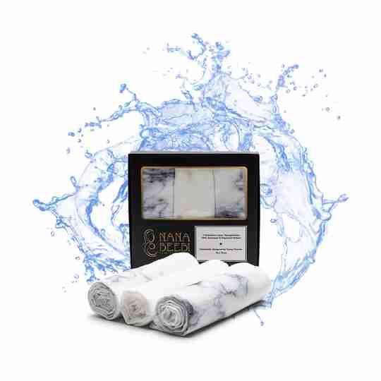 Hydrofiele luiers | Hydrofiele doeken voor Baby NanaBeebi™ 33