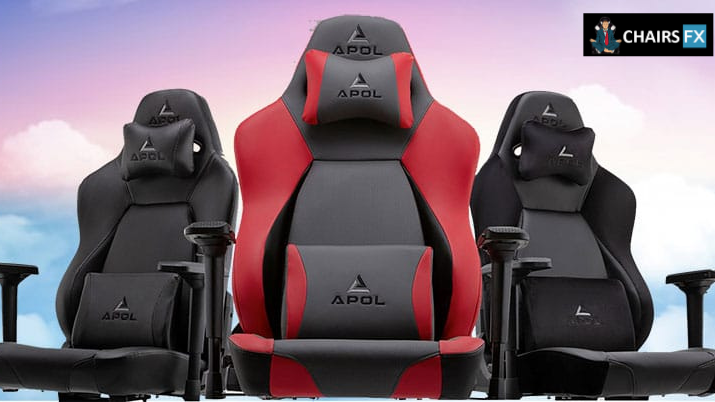 product of APOL gaming chair