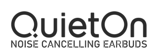 QuietOn Noise Cancelling Earbuds logo