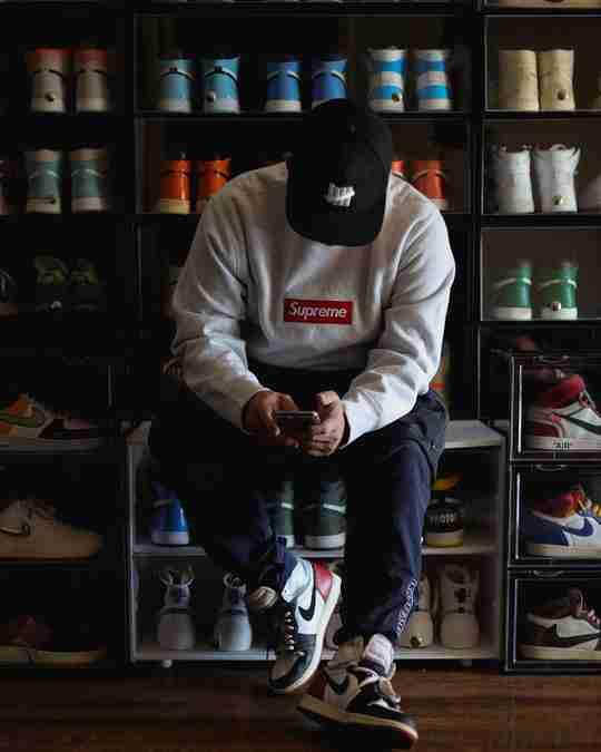 Bruce Ha Shares His Sneaker Throne Picks