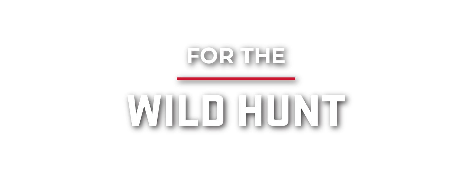 For the Wild Hunt