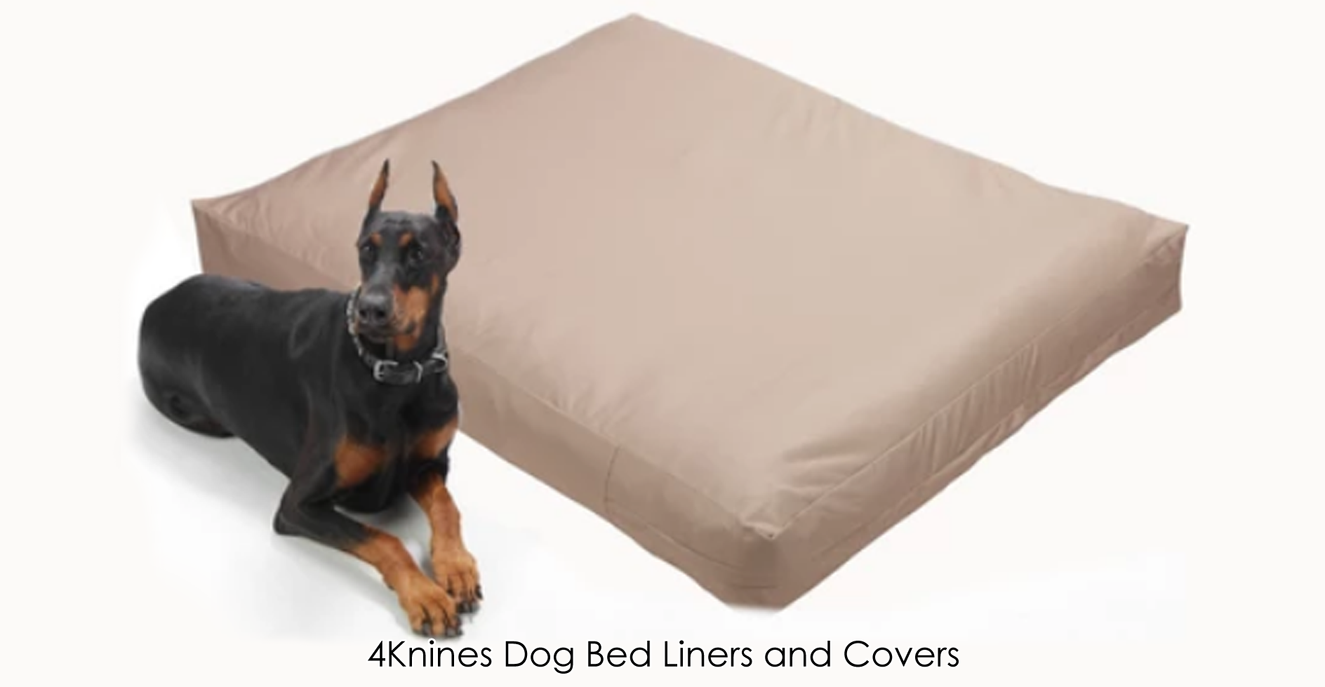 4Knines Dog Bed Liners and Covers