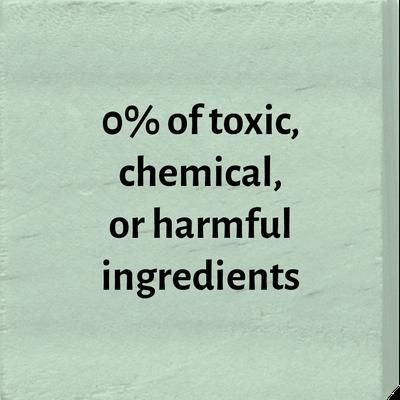 no toxic chemical or harmful ingredients fysi
