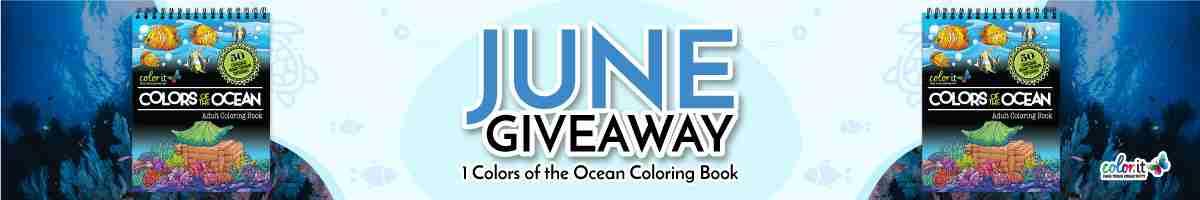 ColorIt June 2021 Giveaway