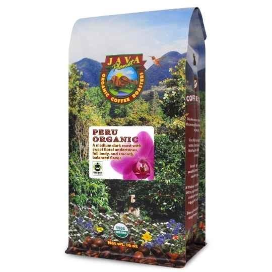 Peru peruvian best coffee organic cafe organico whole bean fair trade