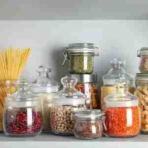 plant-based pantry