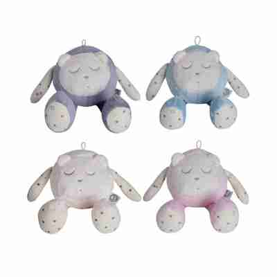myHummy SleepHearts white noise sleep aid toys