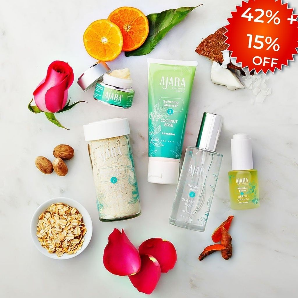 Daily Face Care Kit for Mature or Dry Skin