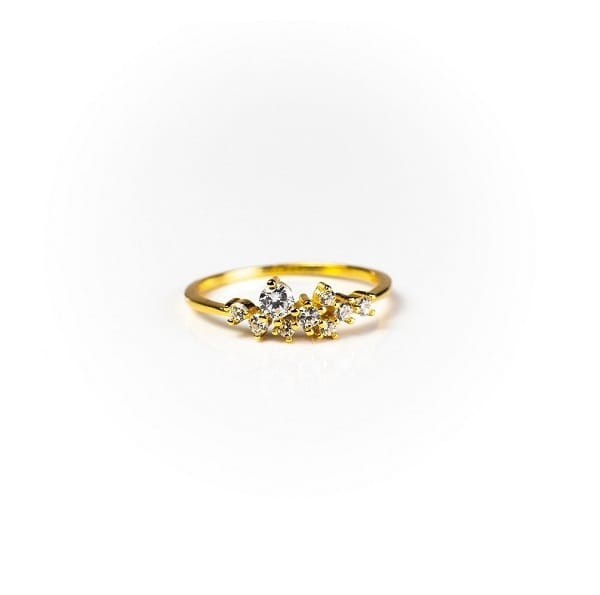 Sasha Sparkle Ring