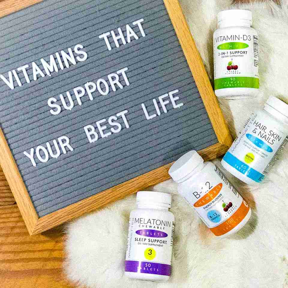 Mauricettes Vitamins