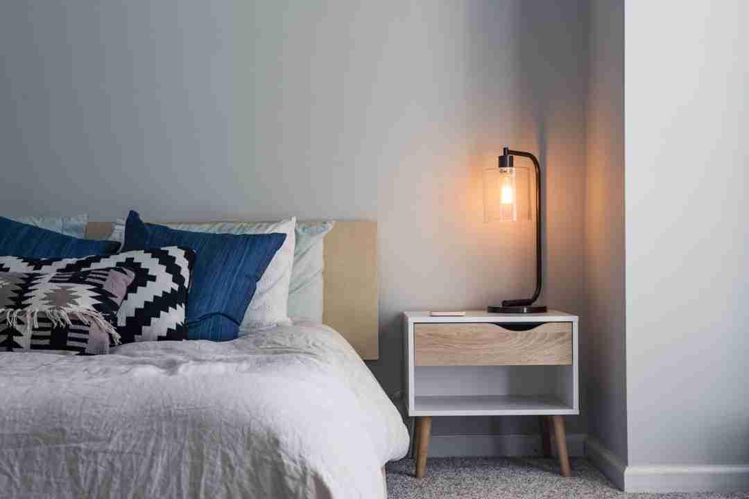 Bedroom and nightside