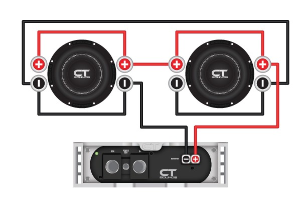 How do I set my Amplifier to 1 ohm? – CT SOUNDSCT Sounds