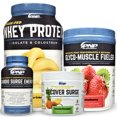 Best supplements for endurance athletes and CrossFit.