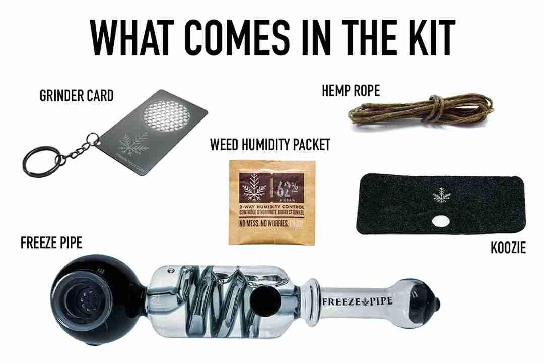 freeze pipe kit
